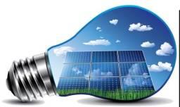 Energia Solar Economia de Até 95%