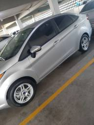 Ford New Fiesta SEL 1.6 Aut.2017 Sedan