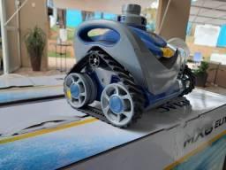 CM-Robô de Aspiração Mx6 Elite-Alpino Piscinas