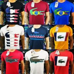 Camisetas Luxo Premium Multimarcas
