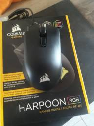 Mouse gamer corsai harpoon rgb