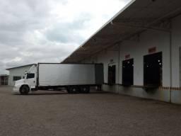 Baú 8,5 metros para truck