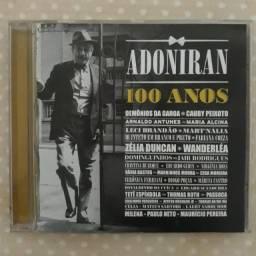 CD Adoniran 100 anos