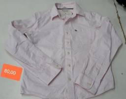 Camisa social importada (tamanho M )