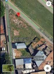 ÁREA 540 m2 (2 lotes juntos) IDEAL PARA GALPÃO COMERCIAL.