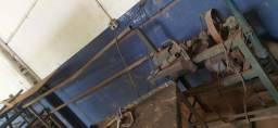 Máquina de fabricar tela de alambrado