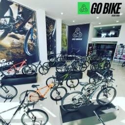 GO BIKE ... Bicicletas novas e usadas com garantia.