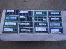 Memorias not ddr2 e ddr3 troco p processador soket1155