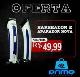 Aparador de Pelos e Barbeador A partir de R$ 49,99