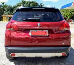 Peugeot 2008 Griffe 2016 Aceito Troca