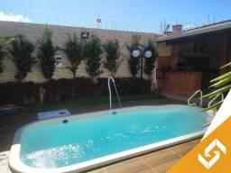 Bela casa aconchegante em bairro familiar c/4 quartos, piscina. Cód 1012