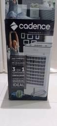 Climatizador de ar Cadence 3 em 1 voltagem 220
