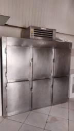 Buffet , geladeira 6 portas