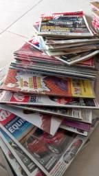 Título do anúncio: 87 Revistas 4 Rodas Antigas