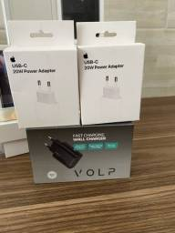 Fonte de energia carregador iPhone