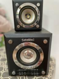 Vendo caixa de som satellite AS-878RF 2.1