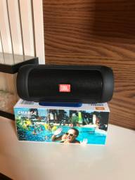 Caixa De Som Charge 2 + Plus Amplificada Bluetooth