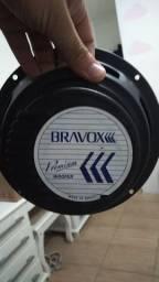 "Bravox Premium carbon fiber 8"" (tenho 4)"