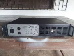 Amplificador Machine WVox 2000