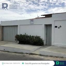 Casa em Paraipaba com Localização Privilegiada