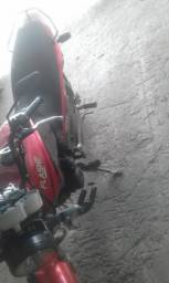 Moto atrasada
