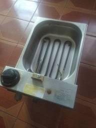Vendo fritradeira eletrica para salgados 120