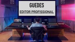 EDiTOr de Vídeos Profissional - Serviços de edição diversos