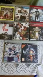 Jogos PS3  R $50 cada