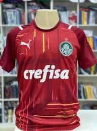 Camisa do Palmeiras 2021 Lançamento Verdão