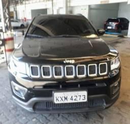 Jeep Compass Longitude 2.0 GNV 2018 45.000 km Automático Pacote Premium Único dono