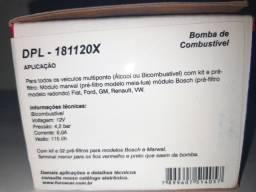 Bomba de combustível Universal Flex