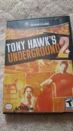Jogo Tony Hawks underground 2 para Gamecube