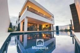 Fantástica Casa em Condomínio Fechado no Altiplano 4 Suítes 425m²