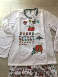 Pijama feminino inverno Sonhart com etiqueta