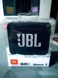 Caixinha de som com Bluetooth