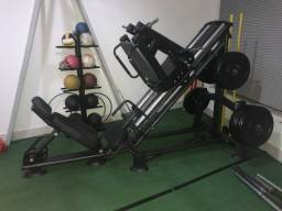 Oferta especial de 13.700 por 8.000 Leg Press 45º Guiado Total Health