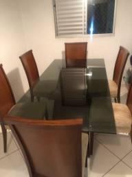 Mesa de Jantar com buffet