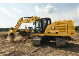 Escavadeira Caterpillar 320 Peso Op : 22.220 kg 2021