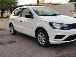 Vitória - Volkswagen Gol Branco 1.0