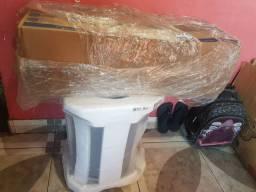 Ar condicionado esplit na caixa 12,500 btus