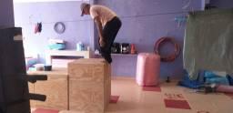 Caixotes para Treinamento Funcional