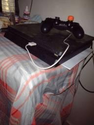 PS4 preto