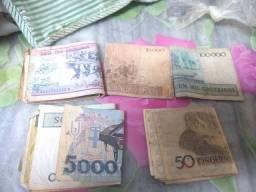 Dinheiro brasileiro antigo