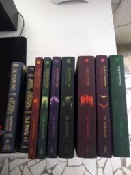 Livros Harry Potter + Animais Fantásticos