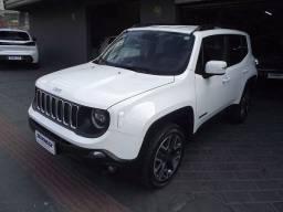Jeep Renegade Longitude 2.0 Automático 4X4 Turbo Diesel 2019/2020 Branco Cód. 0261