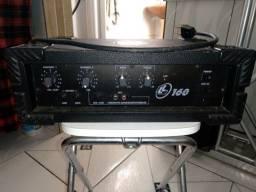 Cabeçote Amplificador LL160 - 35 Wattts