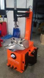 Desmontadora Pneumática c/ Braço Auxiliar | Machine-Pro | Equipamento Novo