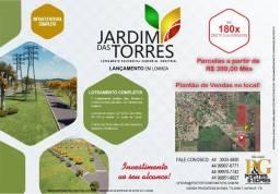 Lotes residenciais e comerciais no Jardim das Torres em Loanda - PR
