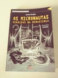 Livro Os Micronautas Perdidos na Renascença