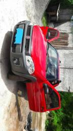 Fiat Strada working
